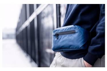 Сумка на пояс Xiaomi Fashion Pocket Bag (синий) (ZJB4125RT)