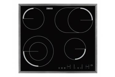 Варочная поверхность Zanussi ZEV6646XBA черный