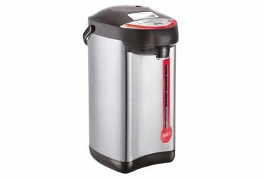 Термопот Centek CT-0082 Black 5л, 750Вт, 3 способа подачи воды, корпус из нержавеющей стали