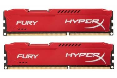 Память DDR3 2x4Gb 1866MHz Kingston HX318C10FRK2/8 RTL PC3-14900 CL10 DIMM 240-pin 1.5В