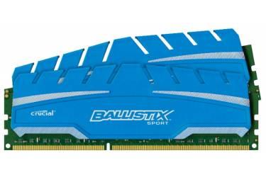 Память DDR3 2x8Gb 1866MHz Crucial BLS2C8G3D18ADS3CEU RTL PC3-14900 CL10 DIMM 240-pin 1.5В kit