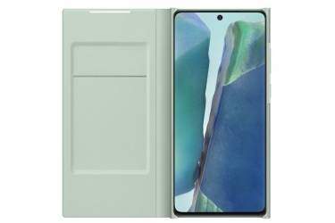 Чехол (флип-кейс) Samsung для Samsung Galaxy Note 20 Smart LED View Cover мятный (EF-NN980PMEGRU)