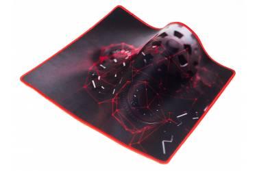 Коврик для мыши Оклик OK-F0350 рисунок/Грани (плохая упаковка)