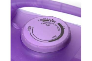 Утюг Sinbo SSI 2872 2000Вт белый/фиолетовый