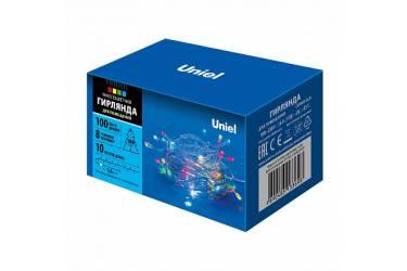 Гирлянда светодиодная Uniel ULD-S1000-100/DTA MULTI IP20