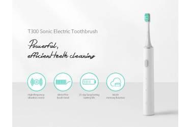 Зубная щетка Xiaomi Mijia Sonic Electric Toothbrush T300 (белая) (MES602)