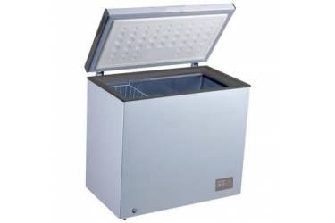 Морозильный ларь Kraft BD 310S серебристый 85*95*62см 290л 2корзины