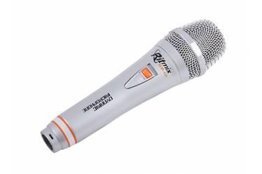 Микрофон Ritmix RDM-131 серебристый