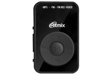 Портативный цифровой плеер Ritmix RF-2900 8Gb черный