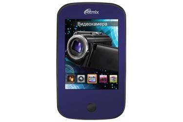 Портативный цифровой плеер Ritmix RF-7200 4Gb фиолетовый