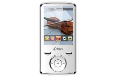 Портативный цифровой плеер Ritmix RF-7650 8Gb белый