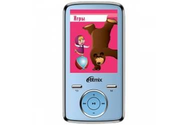 Портативный цифровой плеер Ritmix RF-7650M 4Gb розовый