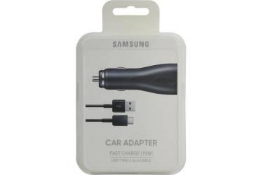 Оригинальное АЗУ Samsung EP-LN915CBEGRU 2A универсальное кабель USB Type C черный
