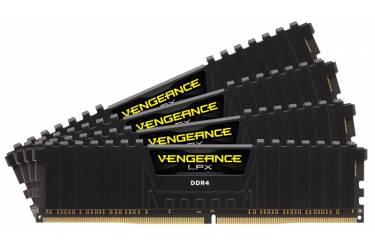Память DDR4 4x16Gb 3333MHz Corsair CMK64GX4M4B3333C16 RTL PC4-26600 CL16 DIMM 288-pin 1.35В Intel