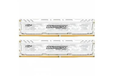 Память DDR4 2x4Gb 2400MHz Crucial BLS2C4G4D240FSC RTL PC4-19200 CL16 DIMM 288-pin 1.2В kit