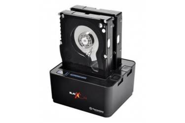 Док-станция для HDD Thermaltake BlacX Duet 5G ST0022E SATA пластик черный 2