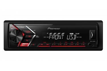 Автомагнитола Pioneer MVH-S100UI 1DIN 4x50Вт