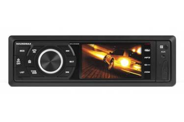 Автомагнитола Soundmax SM-CCR3082M 1DIN 4x45Вт