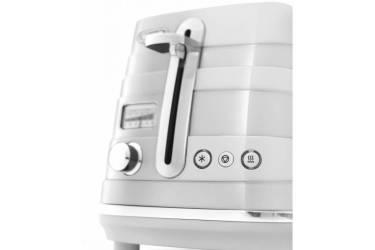 Тостер Delonghi CTA 2103.W 900Вт белый