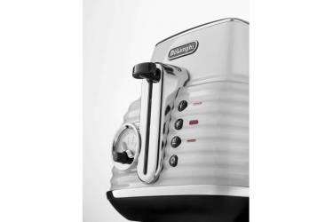 Тостер Delonghi CTZ 2103 900Вт серый