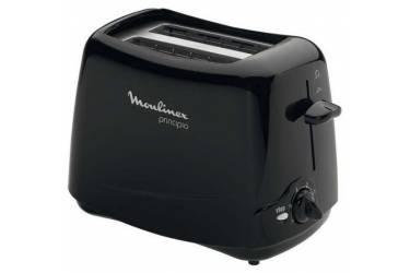 Тостер Moulinex TT110232 850Вт черный