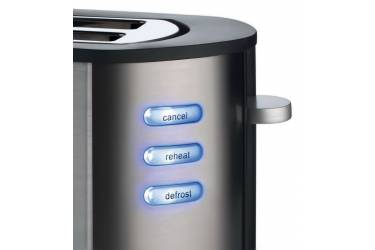 Тостер Scarlett IS-TM12501 800Вт серебристый