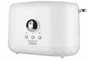 Тостер Scarlett SC-TM11002 870Вт белый