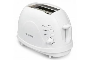 Тостер Starwind SET2571 700Вт белый