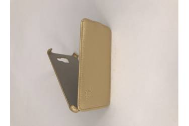 Чехол-книжка Aksberry для Apple iPhone 6/6s (золотой)