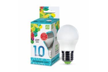 Лампа светодиодная ASD LED-ШАР-standard 10Вт 230В  Е27 4000К 900Лм