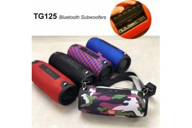 Беспроводная (bluetooth) акустика Portable TG125 (камуфляж)