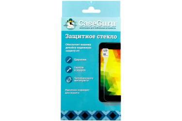Защитное стекло 3D CaseGuru для Apple iPhone X Black 0,33мм