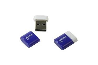 USB флэш-накопитель 8Gb SmartBuy Lara синий USB2.0