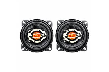 Колонки автомобильные Digma DCA-S402 160Вт 86дБ 10см (4дюйм) (ком.:2кол.) коаксиальные двухполосные