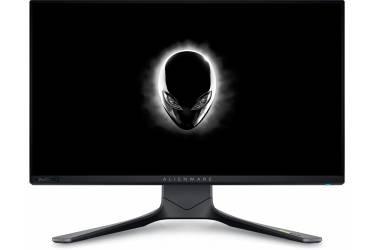 "Монитор Alienware 24.5"" AW2521H черный IPS LED 16:9 HDMI матовая HAS Pivot 400cd 178гр/178гр 1920x1080 DisplayPort FHD USB 6.8кг"
