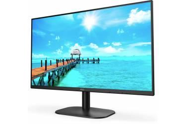"Монитор AOC 27"" Value Line 27B2DA/01 черный IPS LED 16:9 DVI HDMI M/M матовая 250cd 178гр/178гр 1920x1080 D-Sub FHD 3.6кг"