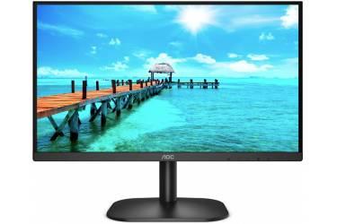 "Монитор AOC 23.8"" Value Line 24B2XDA/01 черный IPS LED 16:9 DVI HDMI M/M матовая 250cd 178гр/178гр 1920x1080 D-Sub FHD 2.7кг"