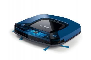 Пылесос-робот Philips SmartPro Easy FC8792/01 синий