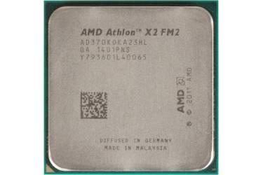 Процессор AMD Athlon II 370K FM2 (AD370KOKA23HL) (4GHz/5000MHz) OEM