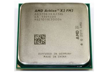 Процессор AMD Athlon II 370K FM2 (AD370KOKHLBOX) (4GHz/5000MHz) Box