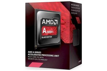Процессор AMD A4 4000 FM2 (AD4000OKHLBOX) (3.0GHz/5000MHz/AMD Radeon HD 7480D) Box