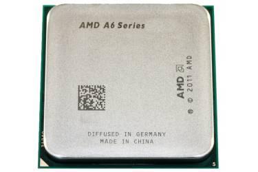 Процессор AMD A6 6420K FM2 (AD642KOKA23HL) (4GHz/5000MHz/AMD Radeon HD 8470D) OEM