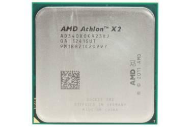 Процессор AMD Athlon X2 340 FM2 (AD340XOKA23HJ) (3.2GHz) OEM