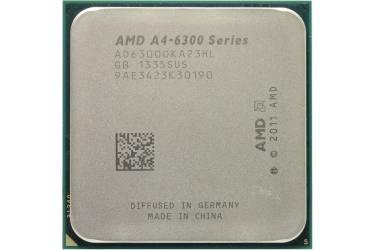 Процессор AMD A4 6300 FM2 (AD6300OKA23HL) (3.7GHz/5000MHz/AMD Radeon HD 8370D) OEM