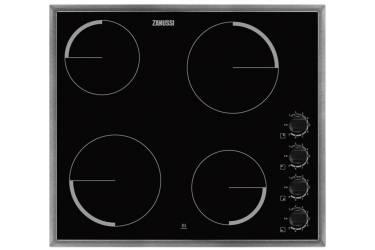 Варочная поверхность Hotpoint-Ariston KRM 640 X черный/серебристый