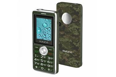 Мобильный телефон Maxvi T3 military IP 67