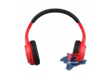 Наушники беспроводные (Bluetooth) Promate полноразмерные Tango-BT (red)