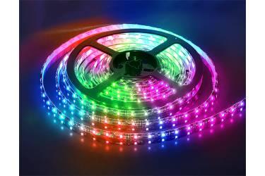 LED лента SMD 5050/60 _FOTON_-IP65-14.4W/RGB 5 м. _(FL-Strip 5050-   S  60-RGB цветная 14.4W/m IP65)