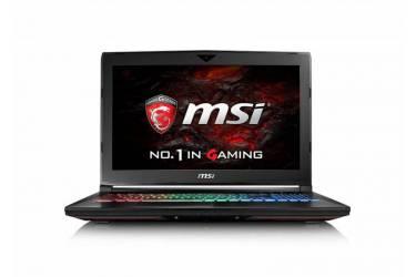 "Ноутбук MSI GT62VR 7RE(Dominator Pro)-275RU Core i7 7700HQ/16Gb/1Tb/SSD256Gb/nVidia GeForce GTX 1070 8Gb/15.6""/FHD (1920x1080)/Windows 10/black/WiFi/BT/Cam"