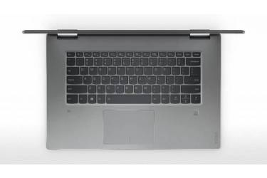 "Трансформер Lenovo IdeaPad YOGA 720-15IKB Core i7 7700HQ/8Gb/SSD256Gb/nVidia GeForce GTX 1050 4Gb/15.6""/IPS/Touch/FHD (1920x1080)/Windows 10/grey/WiFi/BT/Cam"